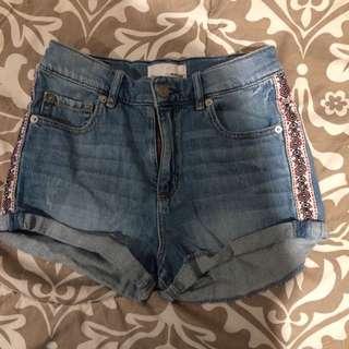 Hightop Shorts