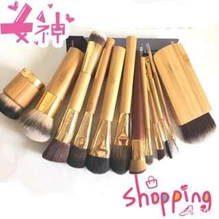 Tarte 12 Makeup brushes