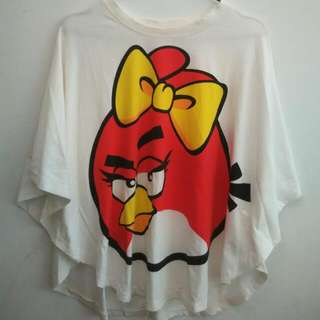 Batwing Angry Bird