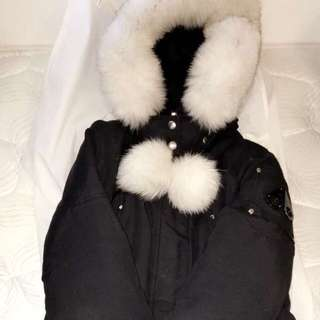 Moose Knuckle Long Jacket