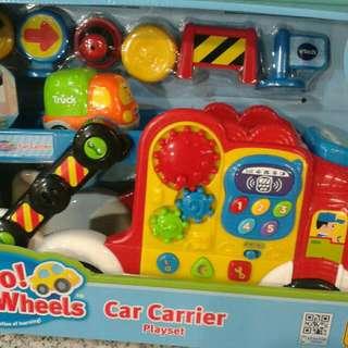 全新vtech玩具 $150