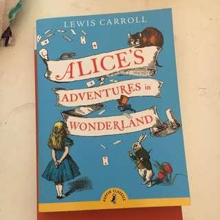 Alice In Wonderland - By Lewis Carroll