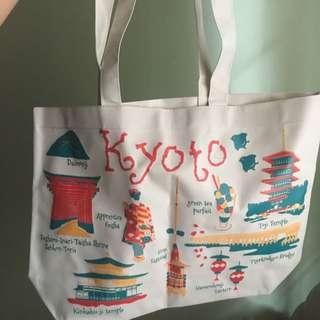 Kyoto Canvas Bag