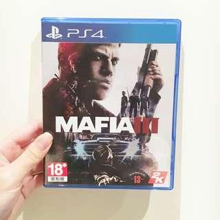 降!(PS4)四海兄弟3 MAFIA3
