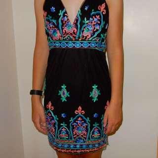 Rose Pine Dress