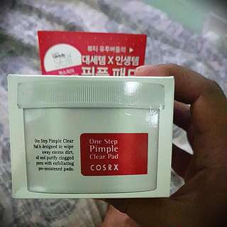 Pimple Clear Pad