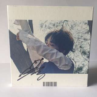 [SIGNED] YESUNG 'HERE I AM' The First Original Mini Album
