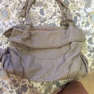 Kate Hill Leather Bag