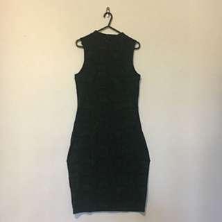 Ally Green Dress