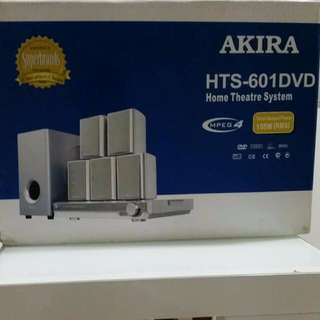 Akira HTS-601DVD Home Theatre System