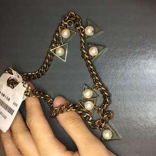 古銅金項鍊