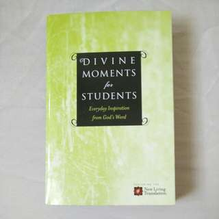 Divine Moments For Students