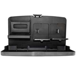 Cara back seat drink Holder and food tray