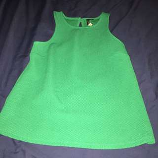 Forever New Brand New Green Top Size 8