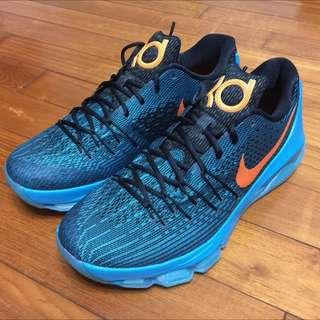 Nike KD8 八代藍閃電