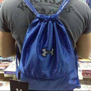 UNDER ARMOUR STRING BAG HIGH QUALITY WATER PROOF FOR ONLY 650.00