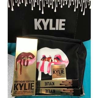 Kylie Cosmetics Birthday Edition Bundle