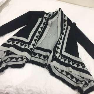 WISHBONE Aztec Cardigan