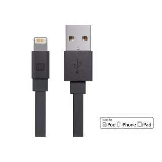 🚚 Lightning Cable for Apple w/ MFI certified chip(0.5 ft)