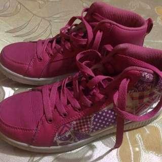 World Balance Pink Shoes