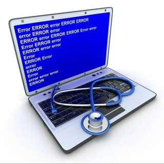 Repair Computer Laptop Desktop