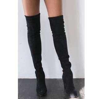 Lipstik Scarlett Boots Black