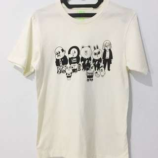 Uniqlo LINE Special Edition T-Shirt