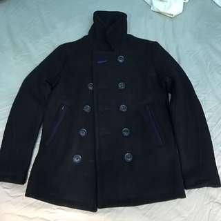 Superdry 極度乾燥 羊毛大衣外套