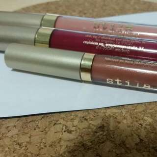 Stila Stay All Day Liquid Lipsticks (Bundle or Separate)