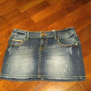 Mini Skirt Pull & Bear