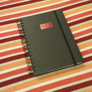 Authentic TLC Notebook