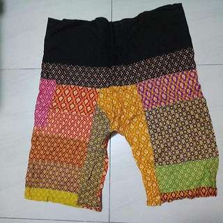 女裝泰國寬身短褲