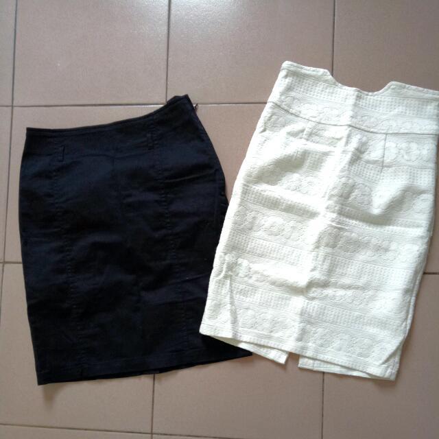 2 For 150.00 Skirt