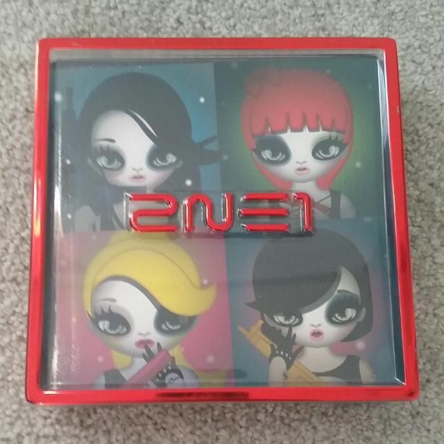 2NE1 Second Mini Album