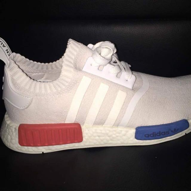 Adidas NMD R1 OG PK White