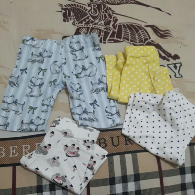 4 pcs celana baby