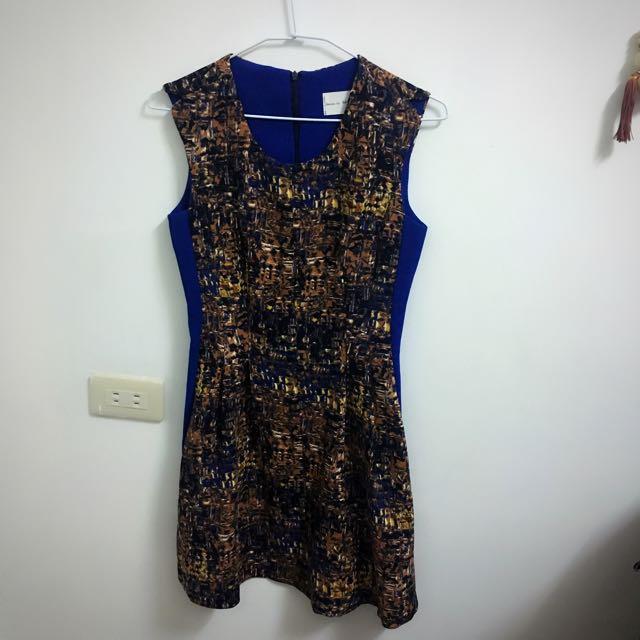韓國-厚洋裝