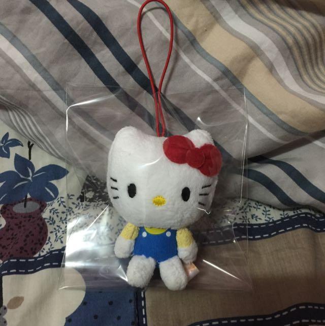 日本購買 Hello Kitty 玩偶 包包吊飾 手機吊飾