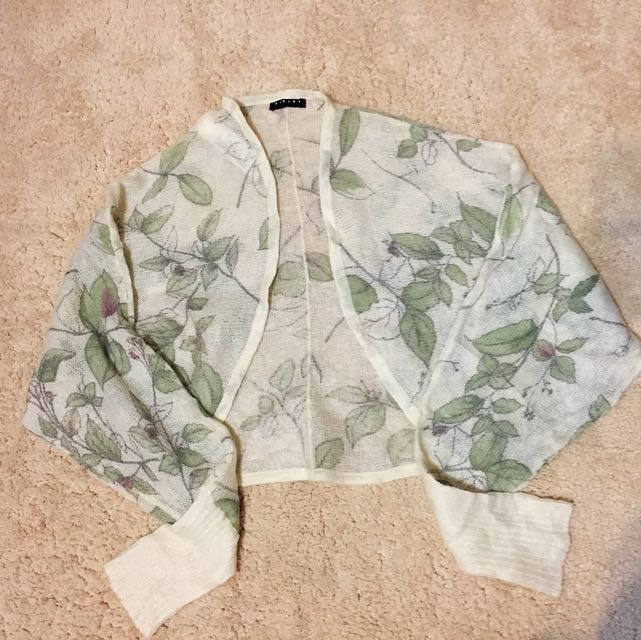 年末出清 Sisley短版小罩衫