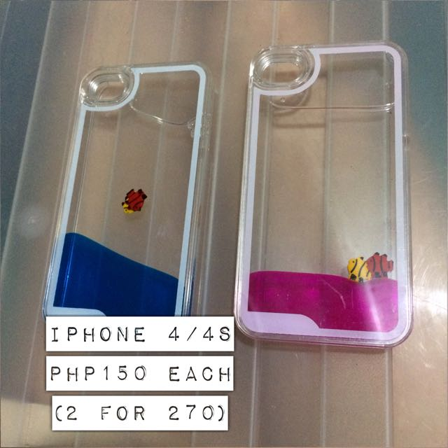 AQUA CASE IPHONE 4/4s