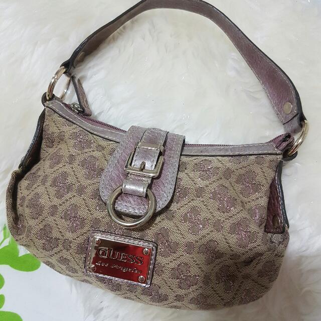 Auntentic Guess Shoulder/Handbag