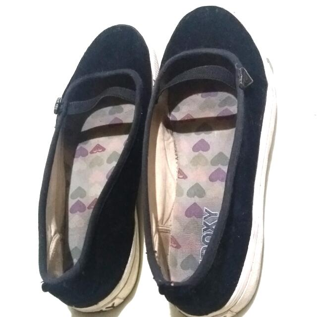 Auth Roxy Doll Shoes