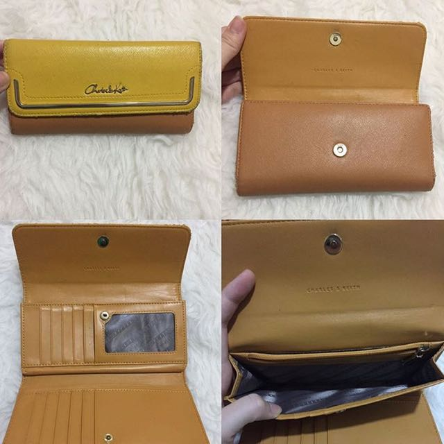 Authentic Charles N Keith Wallet