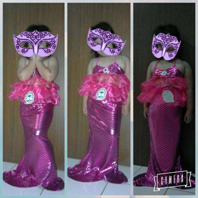 Baju Putri Duyung