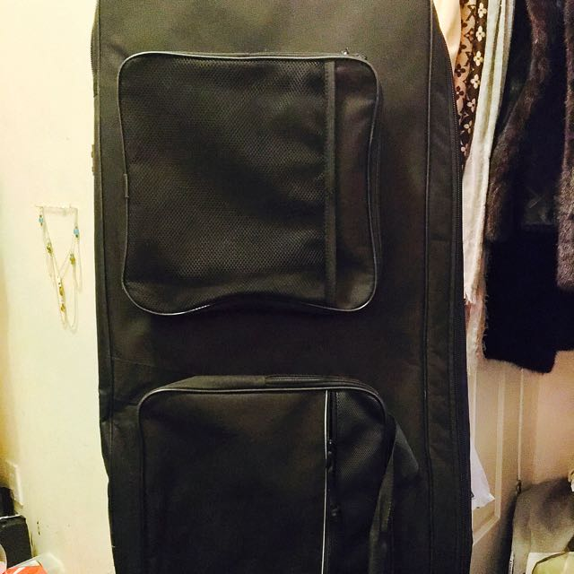Black Fabric Gig Bag