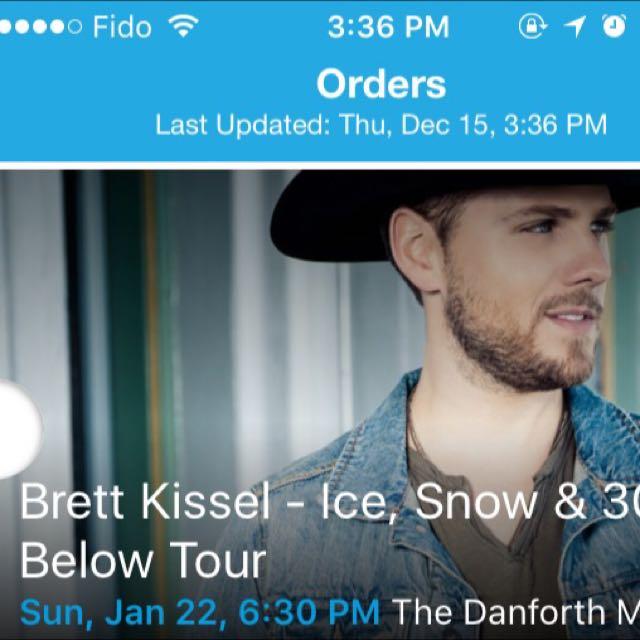 Brett Kissel: Ice Snow & 30 Below Tour Tickets