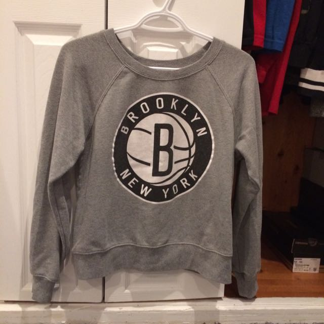 Brooklyn NBA Crewneck
