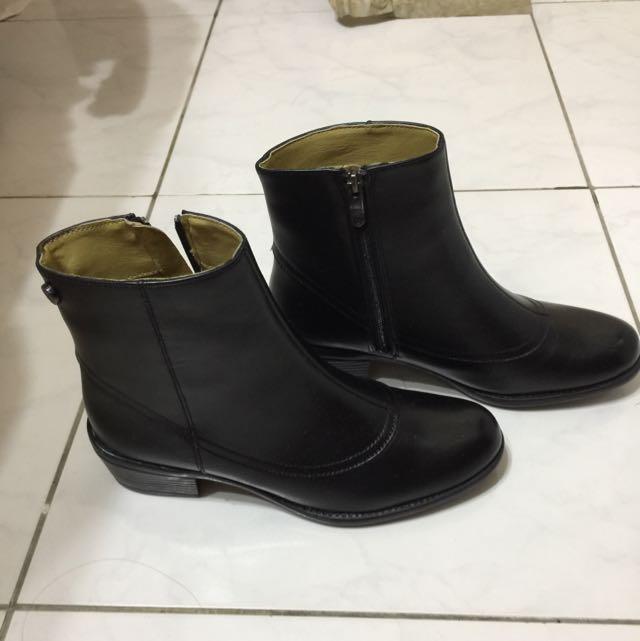 Bussola短靴