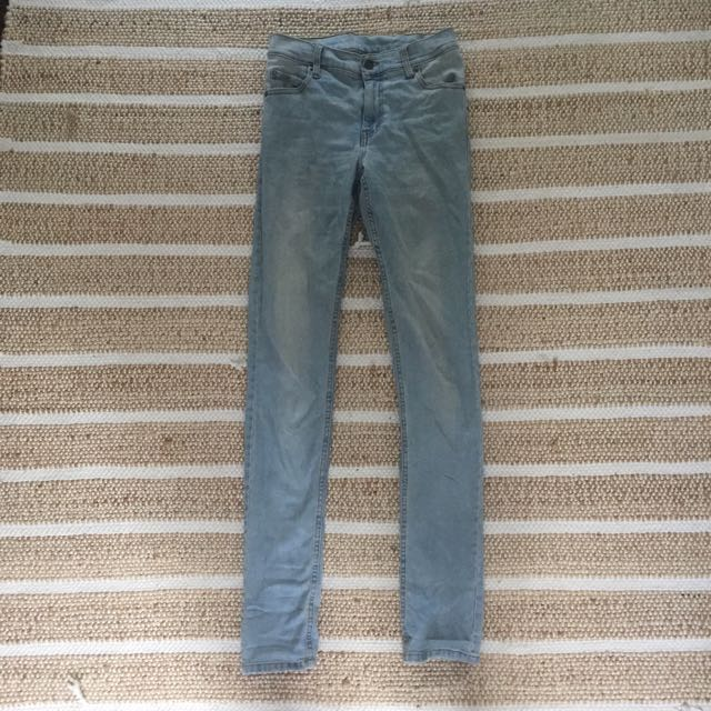 Cheap Monday Skinny Jeans Size 28