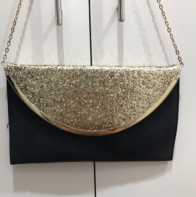Collette Evening Clutch Bag